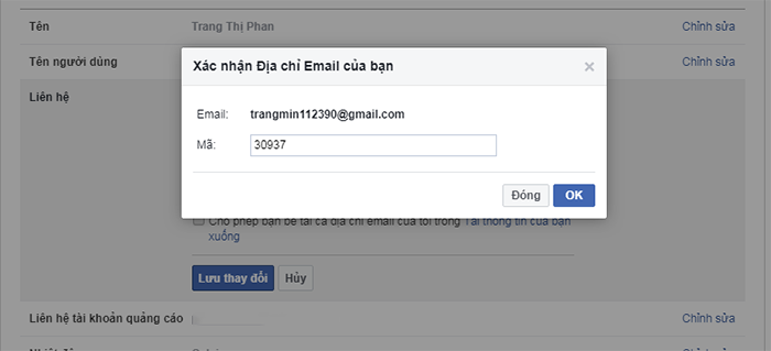 doi dia chi yahoo thanh gmail tren facebook 6