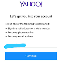 How To Reset, Change And Recover Your Yahoomail Password