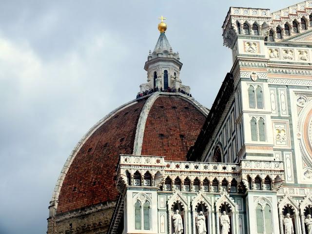 itinerario por Florencia