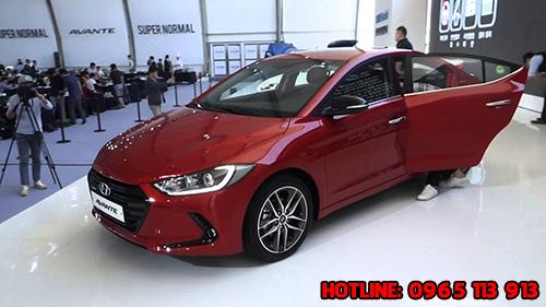 Giá xe Hyundai Anvate 2016 Hải Phòng