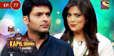 The Kapil Sharma Show Episode 77 28 January 2017 HDTV 480p 250mb