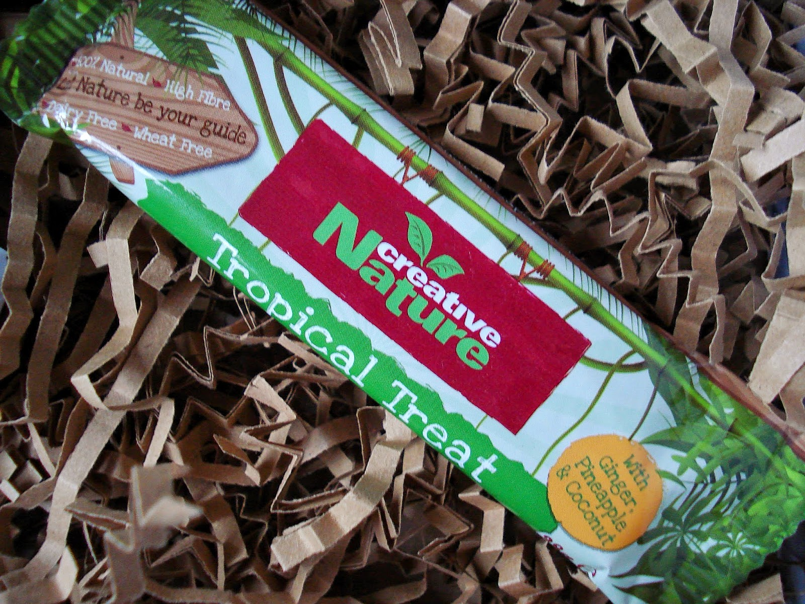 Creative Nature Tropical Treat Bar
