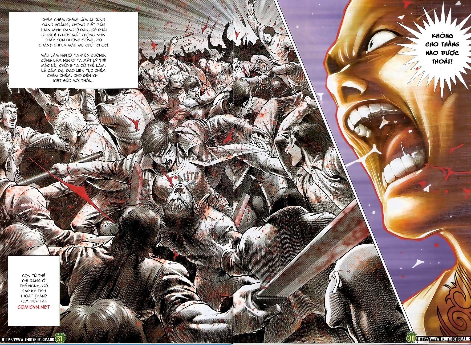 Người Trong Giang Hồ - Chapter 1578: Ai sẽ lên đường - Pic 29