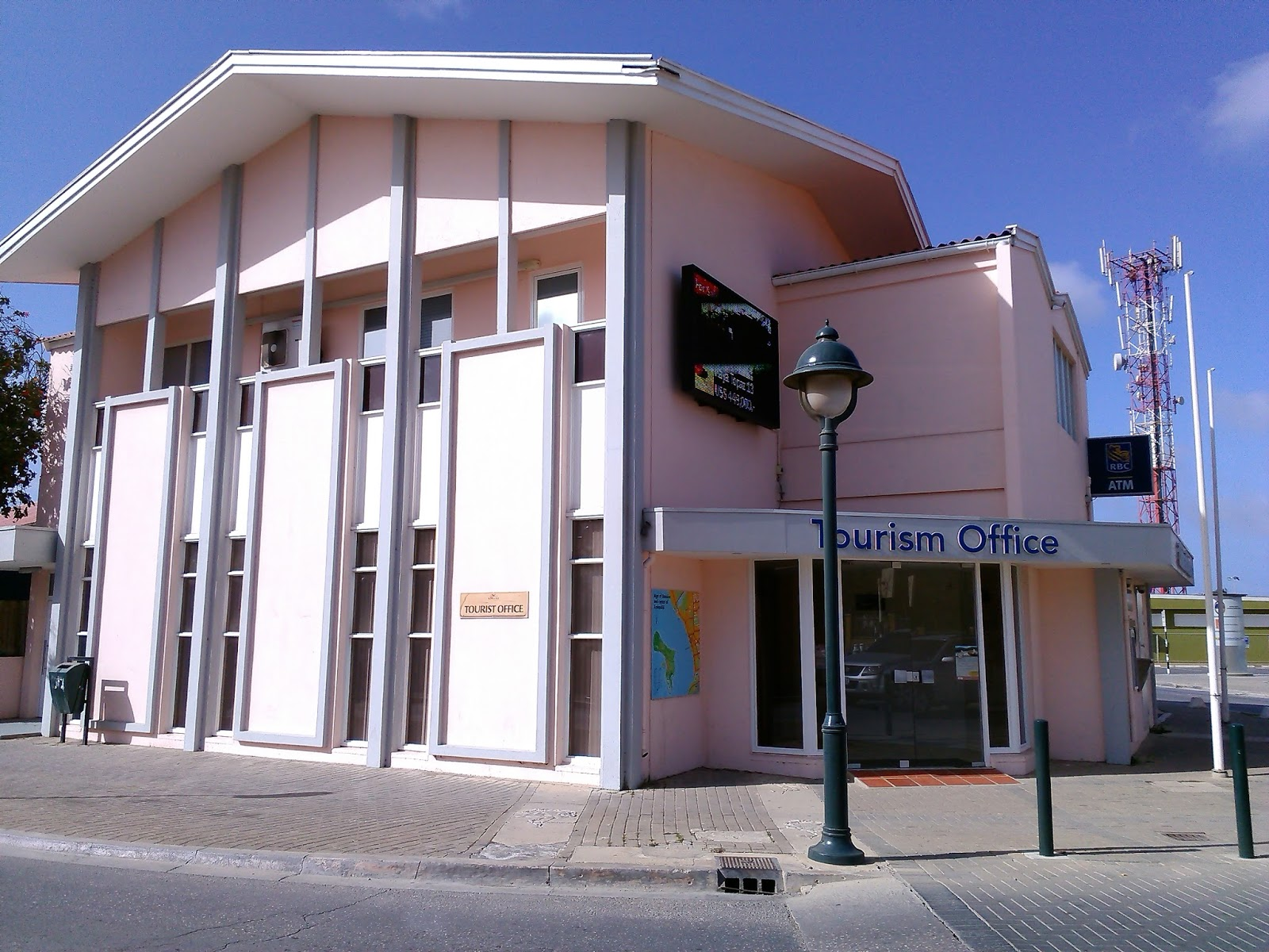 local tourism office