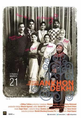 Ankhon Dekhi 2014 HD WEBRip 700mb