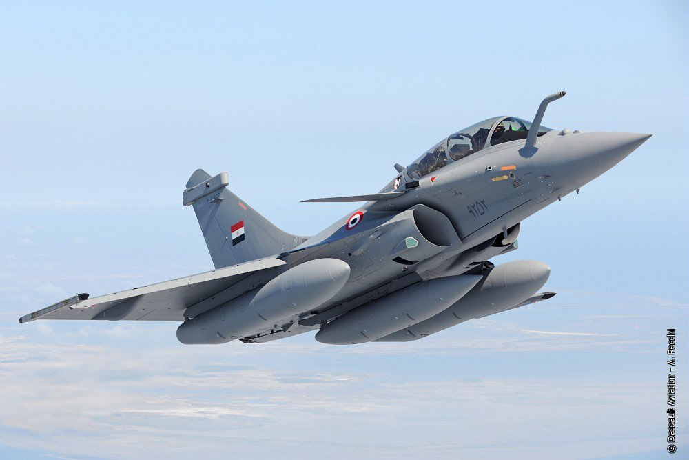 Asian Defence News Rafale In Egyptian Air Force
