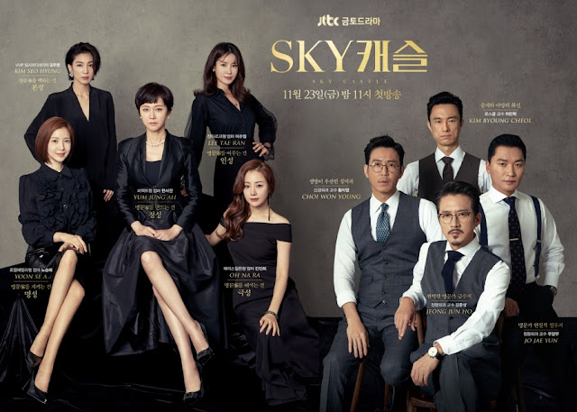 Download Drama Korea SKY Castle Batch Subtitle Indonesia