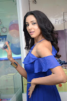 Priya Shri in Spicy Blue Dress ~  Exclusive 49.JPG