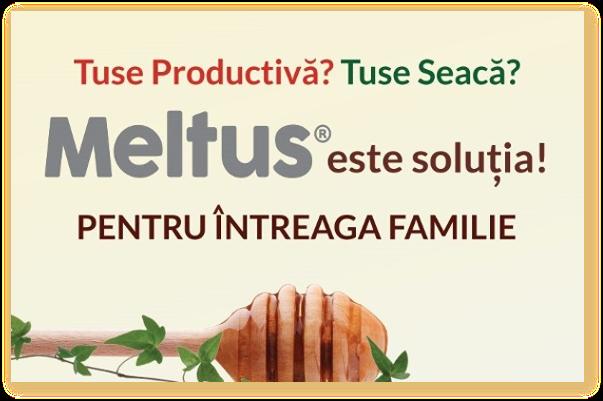 Prospect Meltus — sirop expectorant pentru copii si adulti