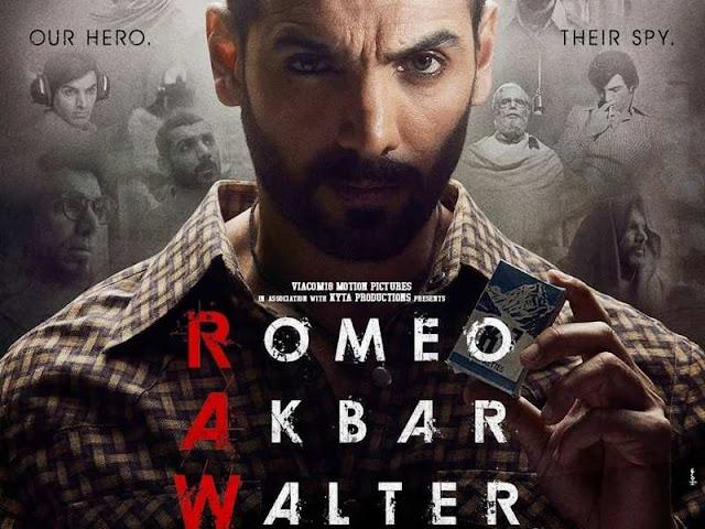 Romeo Akbar Walter Full HD Movie Download