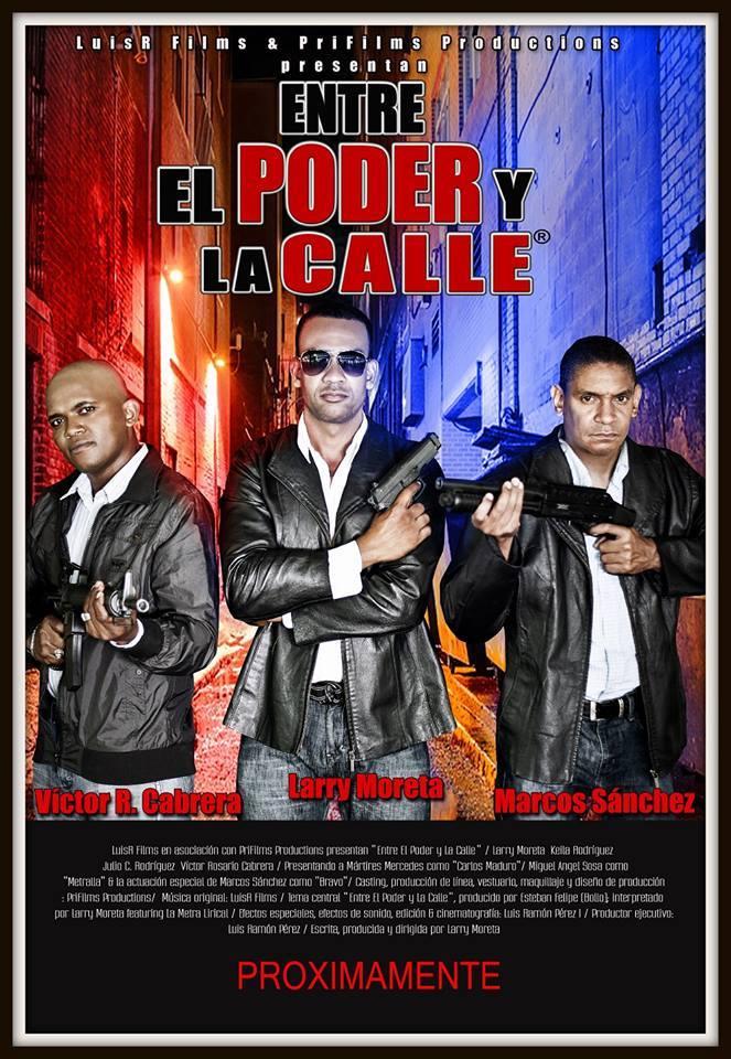 """EL CHACHARERO DE HENRY OSVALDO: Sale nuevo póster de, """"Entre El ..."""