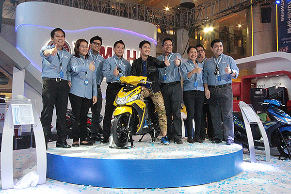 Yamaha International Motorshow 2015 - Cebu