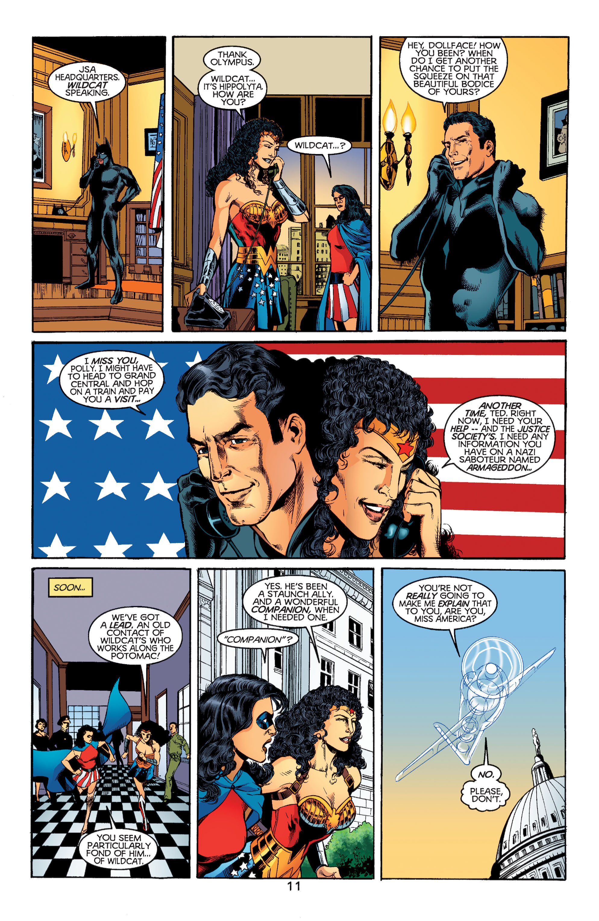 Read online Wonder Woman (1987) comic -  Issue #185 - 12