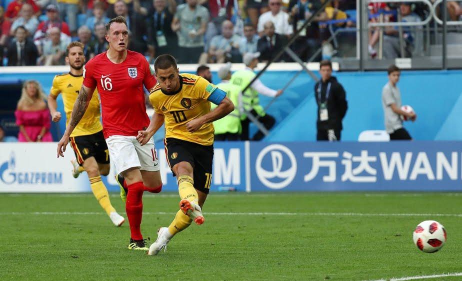 Mondiali Russia 2018: 3° posto per il Belgio, 2-0 all'Inghilterra con Meunier e Hazard nella finalina.