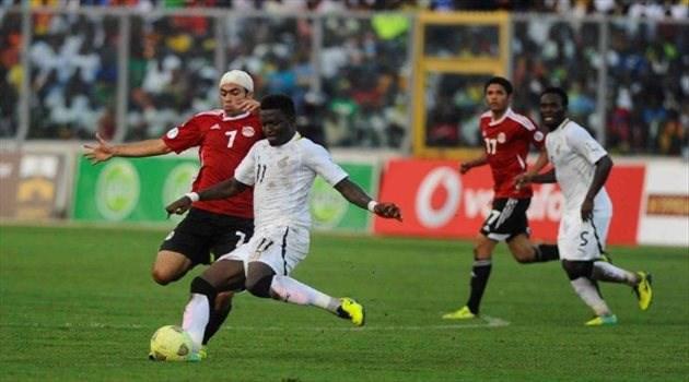 نتيجة مباراة غانا والكونغو