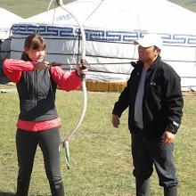 Mongolia ratsastusmatkailu jousiammunta