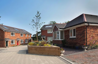North Wales housing development