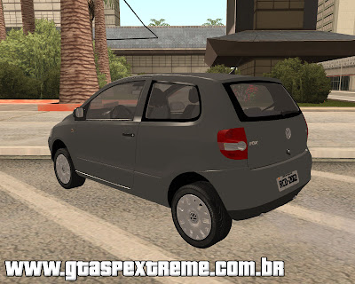 Volkswagen Fox 1.0 para grand theft auto