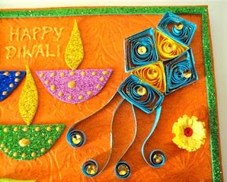 Happy Diwali Greeting Images