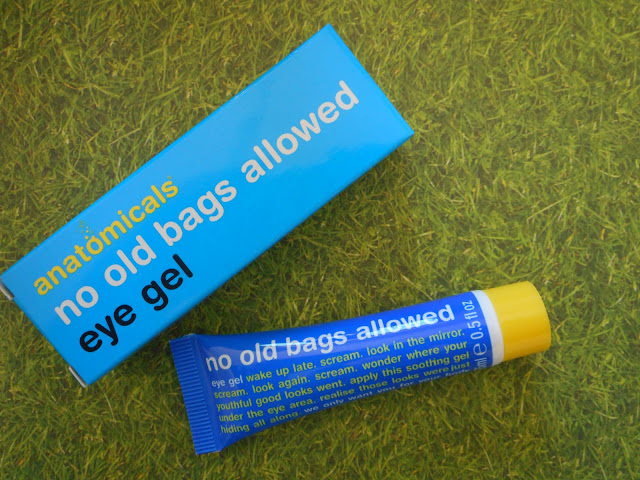 Anatomicals No Old Bags Allowed Revitalizing Eye Gel
