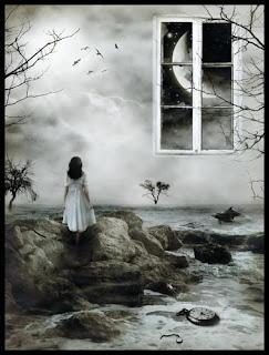 El espíritu enamorado que reposa en el cuadro.