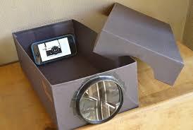 अपने मोबाइल को बनाइये मिनी प्रोजेक्टर (projector)