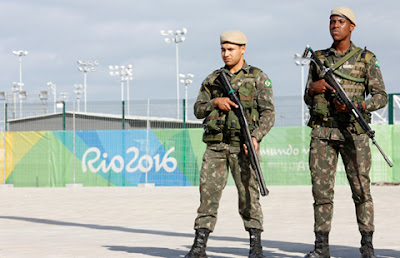NewsTimes-Rio security forces complete Olympic simulation drills