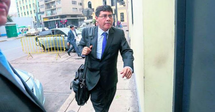 Conoce al Fiscal Juárez que rechazó interrogar a Barata sobre Keiko y García