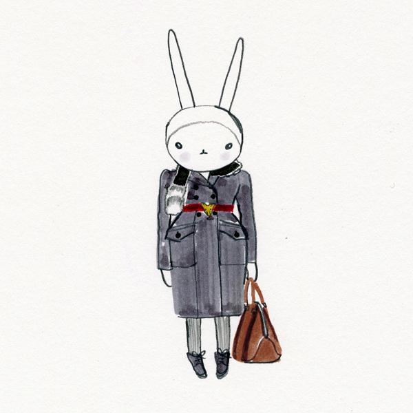 Fifi Lapin: Burberry Bliss