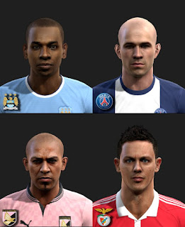 Facepack Europa Pes 13 by Vicen