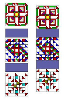 Quilt Pattern Block of the MONTH