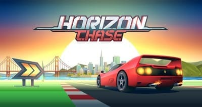 Horizon Chase – Game de corrida para Android e iOS