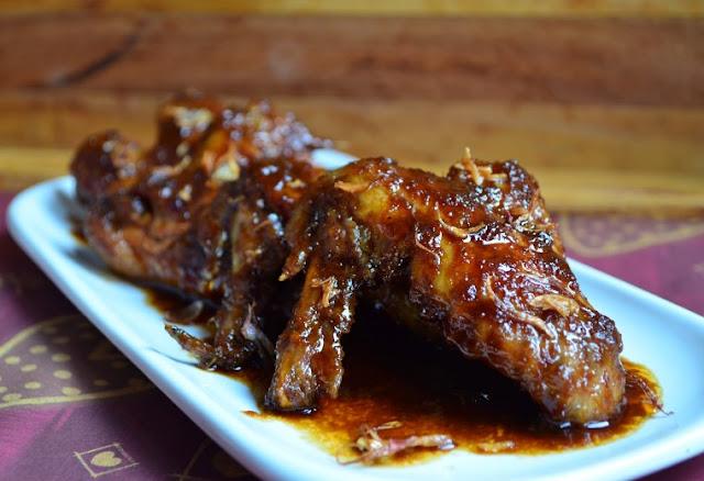 Resep Ayam Goreng Kecap Sederhana, Cara Membuat Ayam Goreng Kecap Sederhana