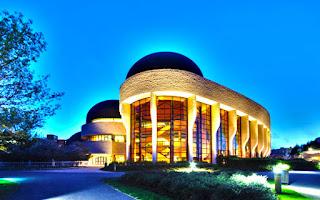 Канадский Музей Цивилизации, город Гатино, Квебек