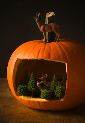 20 Unique Pumpkin Carving Ideas C R A F T