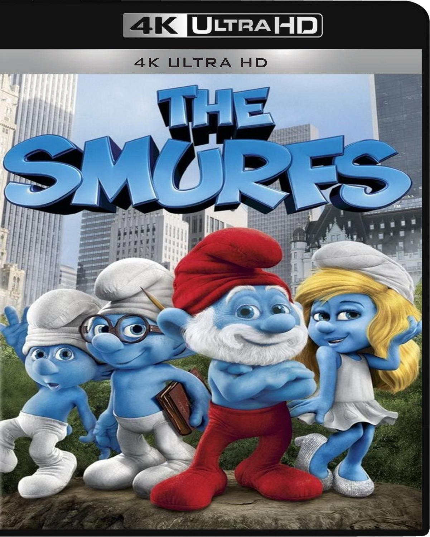 The Smurfs [2011] [UHD] [2160p] [Latino – Castellano]
