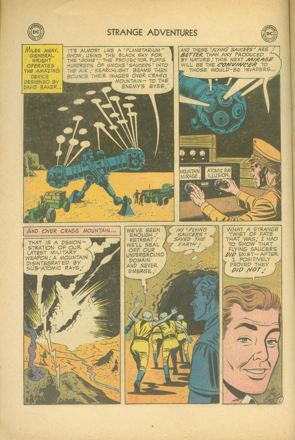 Strange Adventures (1950) issue 76 - Page 16