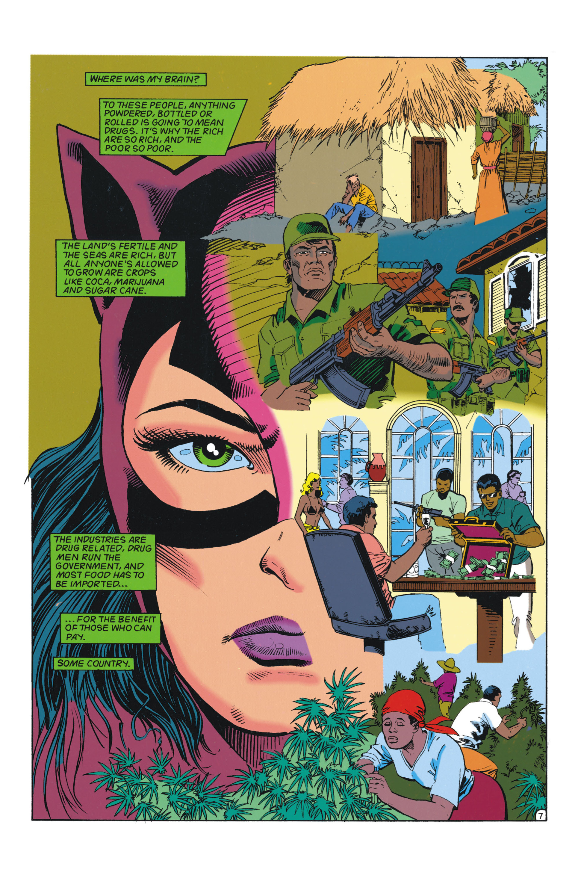 Catwoman (1993) Issue #3 #8 - English 8