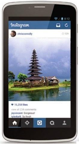 Harga baru HP 7 VoiceTab Bali