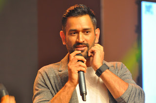 cricketer dhoni at ms dhoni audio launch photos