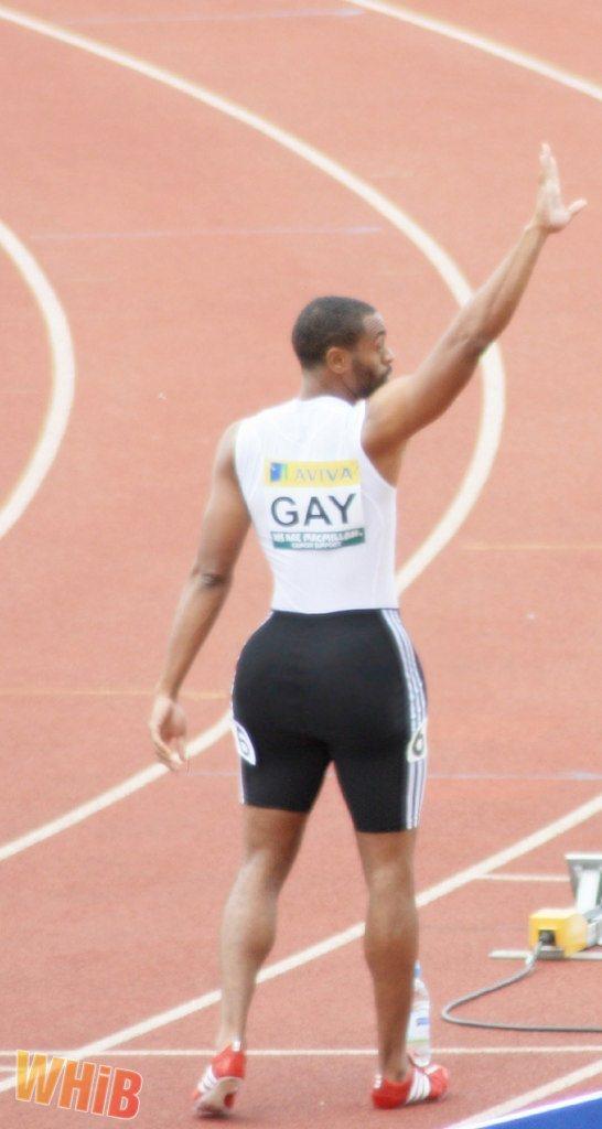 Tyson Gay Ass