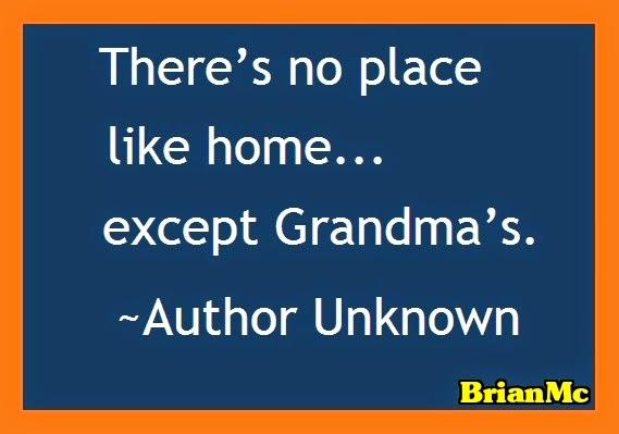 grandkid quotes, home