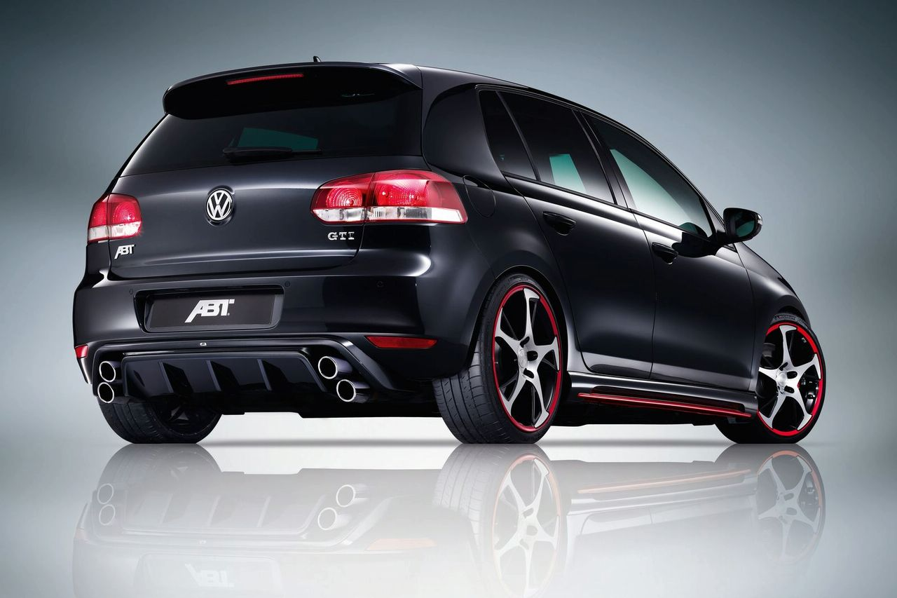 Information and Review Car: 2009 Abt Volkswagen Golf VI GTI Wallpapers