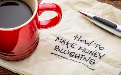 Baca Baik Baik, Tips Dan Trik Cara Cepat Mendapatkan Uang Dengan Ngeblog