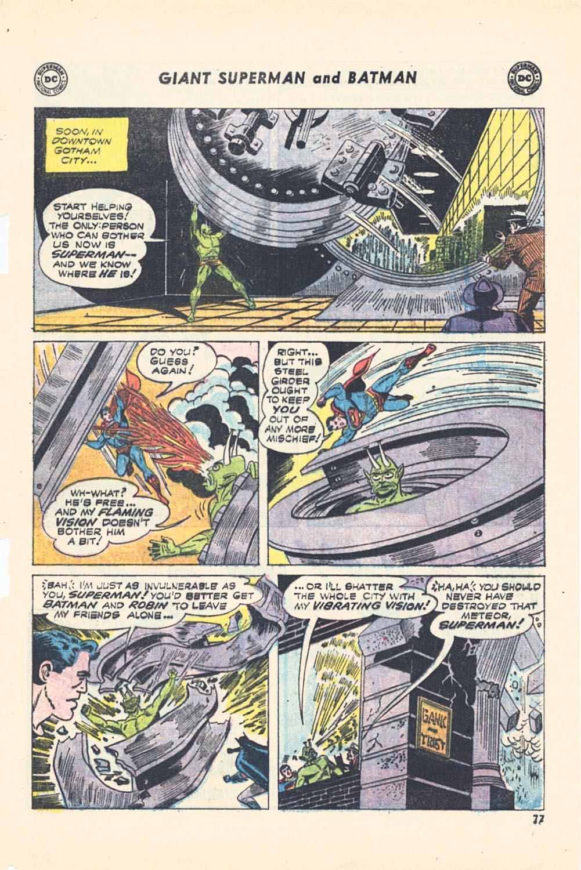 Read online World's Finest Comics comic -  Issue #161 - 78