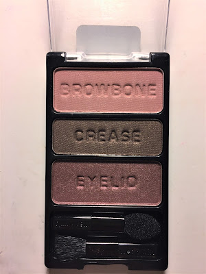 wet n wild coloricon eyeshadow trio knock on wood