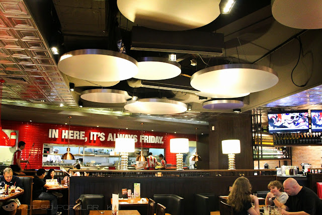 In Here, It's Always Friday - TGIF in Greenbelt 3