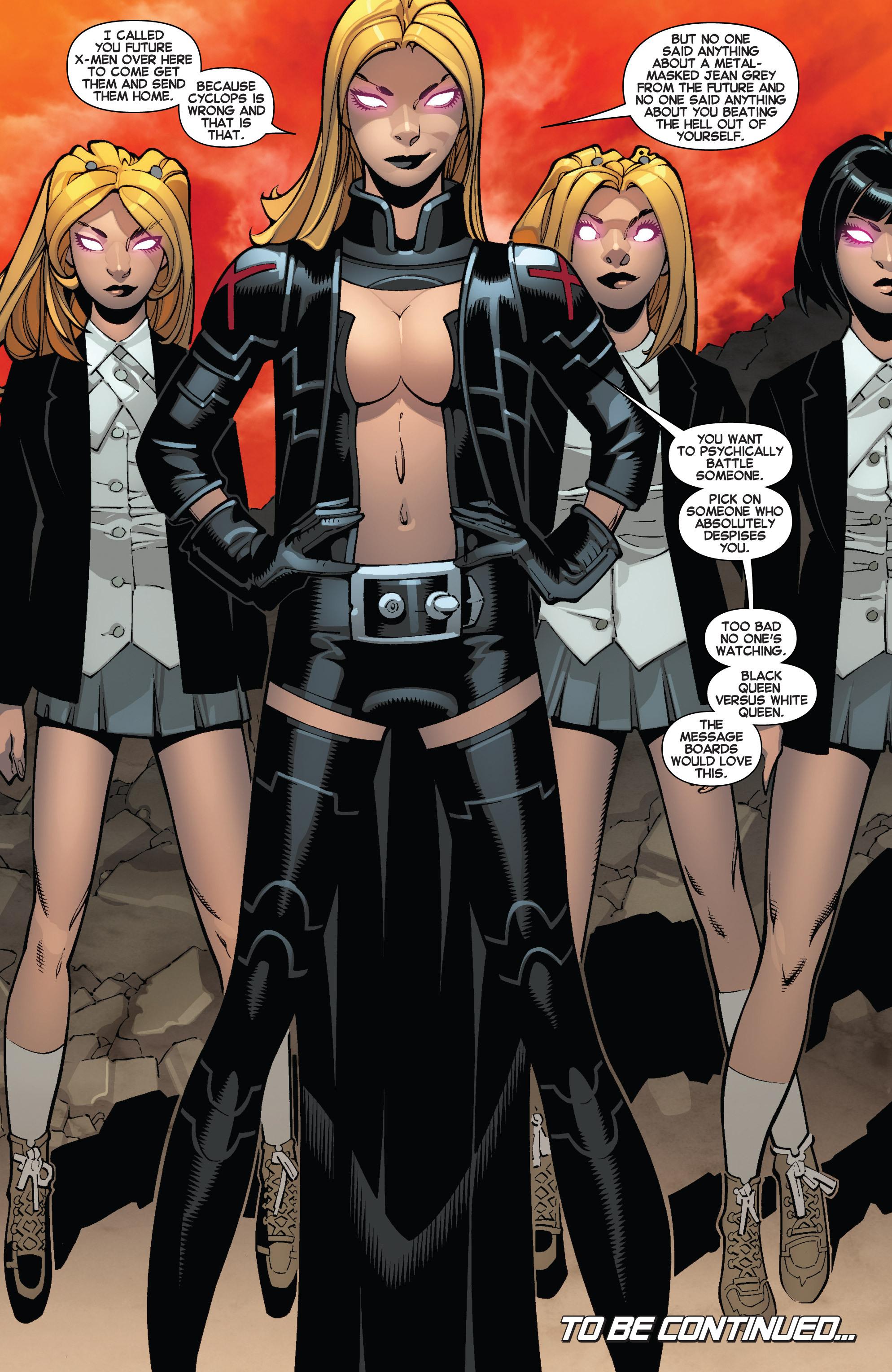 Read online Uncanny X-Men (2013) comic -  Issue #12 - 16