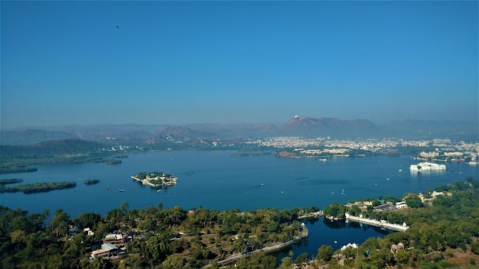 City Of Lakes Udaipur!!