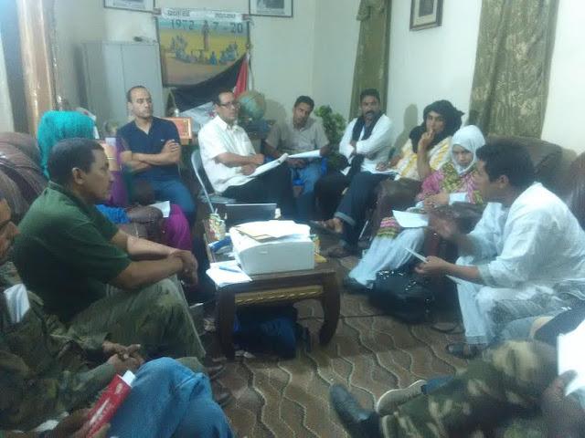 المجلس الوطني لاتحاد الشبيبة يعقد اجتماعا تحضيريا للمحطات القادمة
